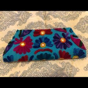 NWT unique handmade purse